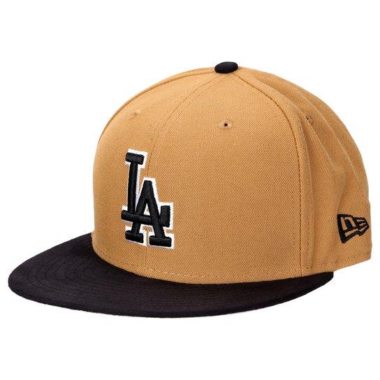 Boné New Era 5950 MLB Los Angeles Dodgers - Compre Agora  be73e014283