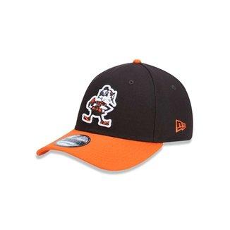 Boné 940 Cleveland Browns NFL Aba Curva New Era 4e7e8c31190