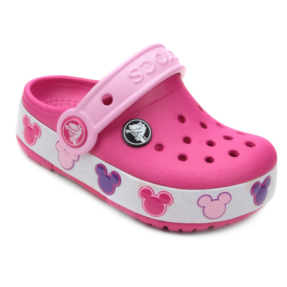 Crocs Infantil Disney Mickey