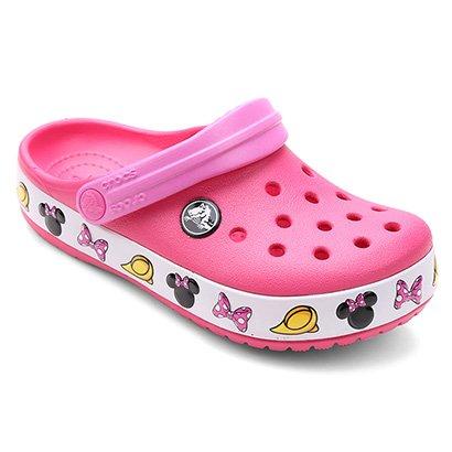 Crocs Infantil Crocband Minnie Clog K