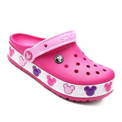 Crocs Infantil Crocslights Mickey Clog