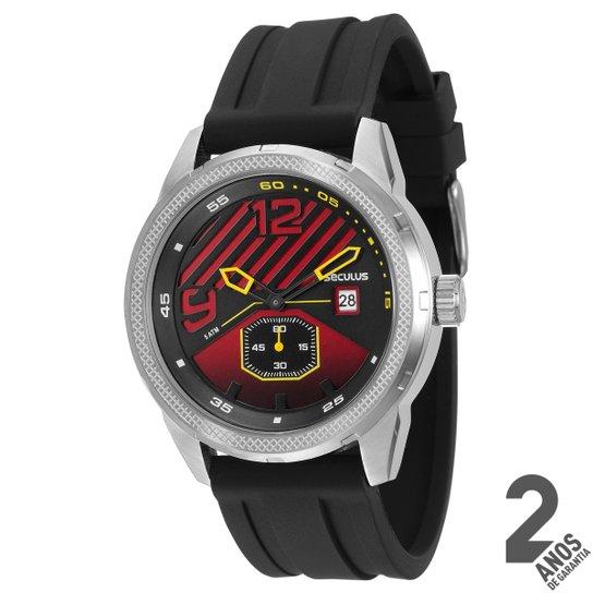 a5a3647a11d Relógio Seculus Esportivo - Compre Agora