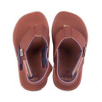 85a8971a5 Sandália Infantil Cartago Malaga Primeiros Passos III Masculina. Ver  similares. Confira · Chinelo Bebê Cartago Meus Primeiros Passos Masculino