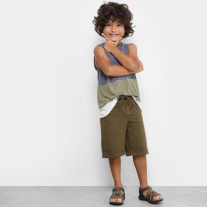 Regata Infantil Zeep! Color Block Masculina