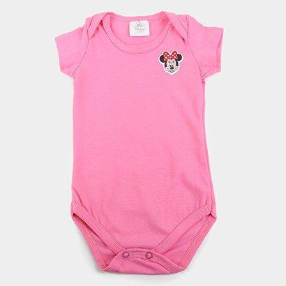 Body Infantil Marlan Básico Minnie Bebê Feminino