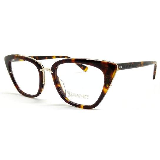 02552ca7d Armação Óculos Classic Garnet Original Feminino | Netshoes