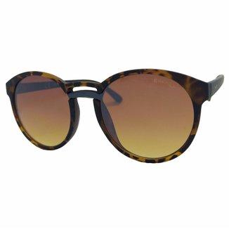 1bfbaf21e Óculos De Sol Round Garnet Tartaruga Feminino