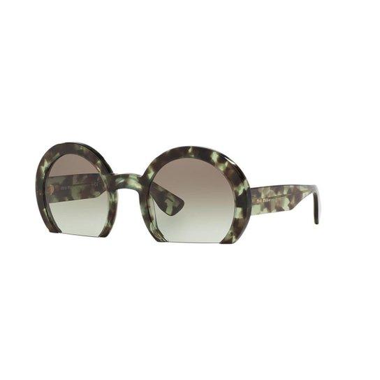 5aca1d2a6 Óculos de Sol Miu Miu MU 07QS | Netshoes