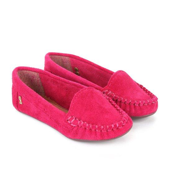 1022ae070 Mocassim Infantil Santa Lolla Feminino - Pink   Netshoes