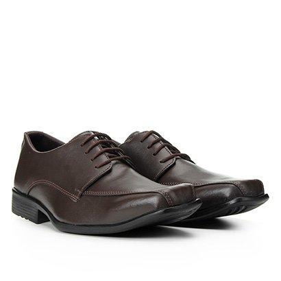 Sapato Social Couro Walkabout Basic Masculino