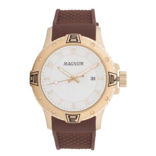 e57338f08d6 Relogio Magnum - Ma34414M - Marrom - Compre Agora