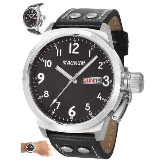 f2f004487e1 Relógio Magnum Masculino MA32774T - Compre Agora