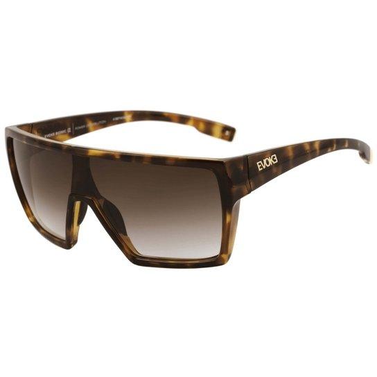 955fce191 Óculos de Sol Evoke Bionic Alfa Turtle Brown | Netshoes
