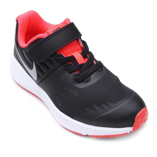 Tênis Infantil Nike Star Runner Masculino - Preto e Prata - Compre ... d25f6a06e30e4