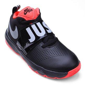 6fbe272b24 Tênis Infantil Nike Team Hustle D 8 Jdi Bg