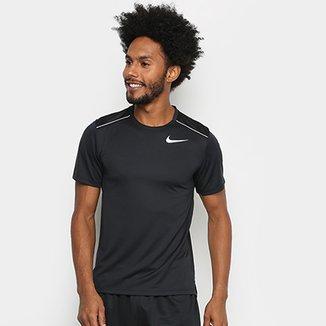 87695a978227 Camiseta Nike DRI-FIT Miler Mascunina
