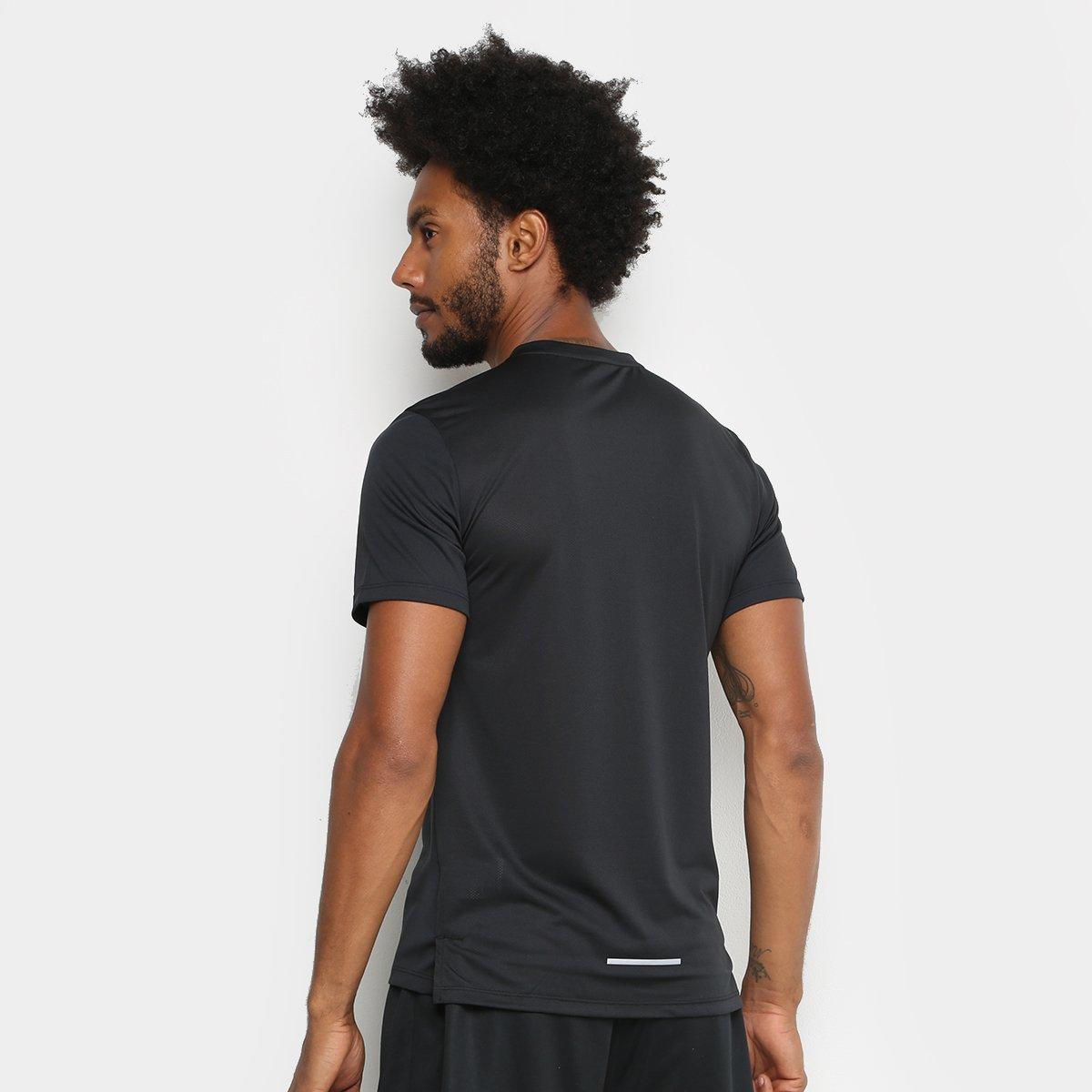 Camiseta Nike DRI-FIT Miler Masculina - Tam: P - 1