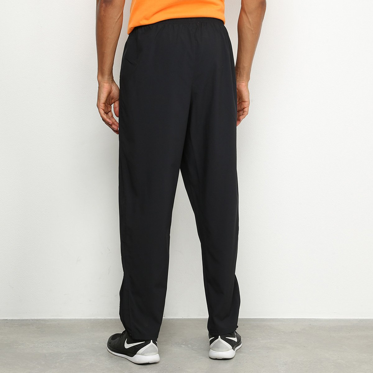 Calça Nike Run Stripe Woven Masculina - Tam: G - 1