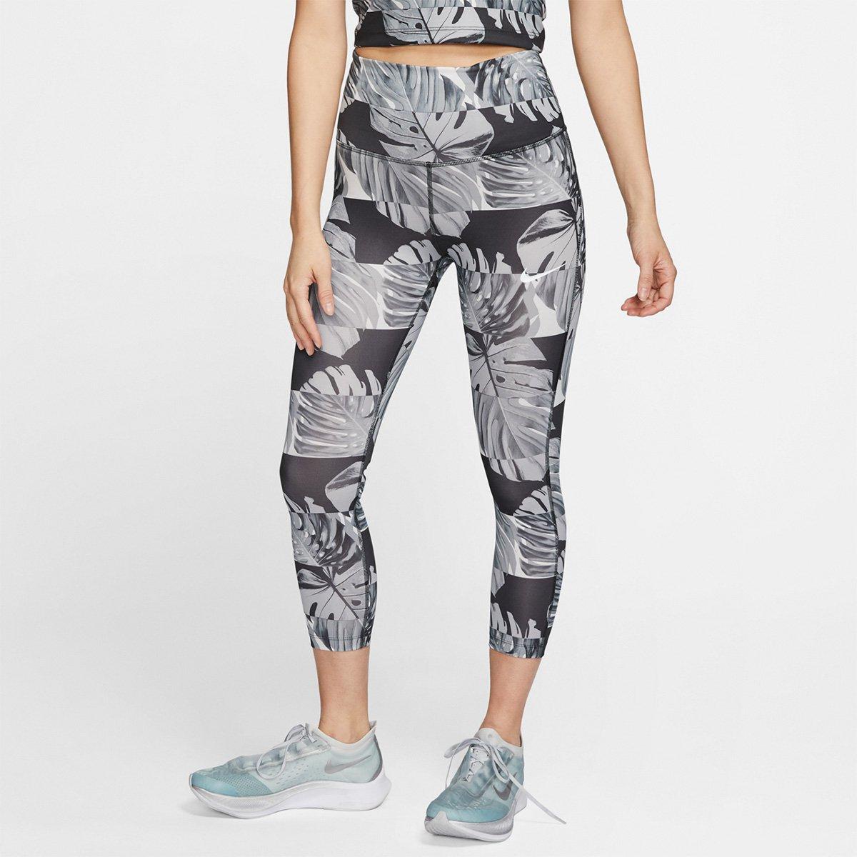 Calça Legging Nike Fast Feminina