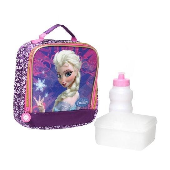 50f474df0 Lancheira Dermiwil Elsa Frozen | Netshoes