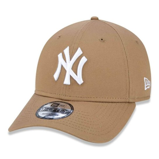 Boné New York Yankees 940 White on Wheat - New Era - Compre Agora ... 461c38c55ce