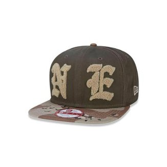 368e3e576f7a0 Boné 950 Original Fit Branded Aba Reta Snapback New Era