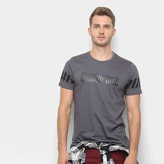 d8da23e40 Camisetas Masculinas - Manga Longa e Curta