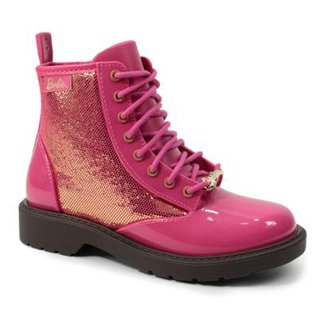 674dcb4204c5cc Botas Pink Tamanho 23 - Infantil | Netshoes