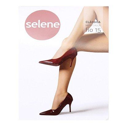 Meia Calça Selene Clássica Fio 15 Feminina