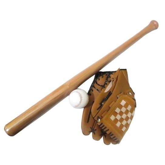 6e0dcd0f8e Kit Hyper Taco de Baseball com Bola e Luva - Compre Agora