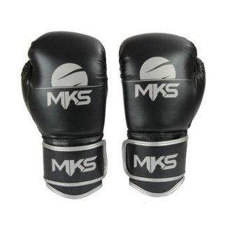 Compre Luva de Boxe Mks Professional 14 Oz Online  c0d1ed92aec7e