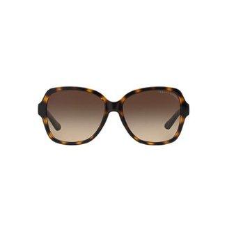 42a98adf5 Óculos de Sol Armani Exchange Borboleta