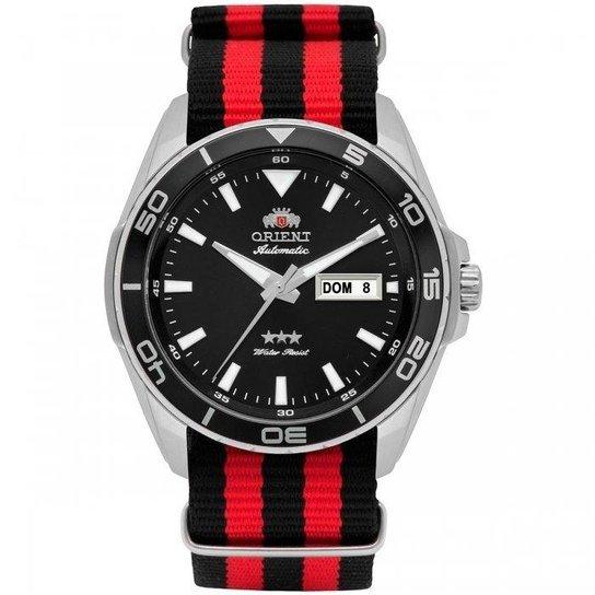 8d36418fa68 Relógio Orient Automático 3 Estrelas 469SS064 P1PV - Compre Agora ...