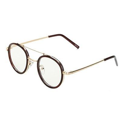 9a83604ae Armação Para Óculos De Grau Marielas Transparente RM0246 Feminino