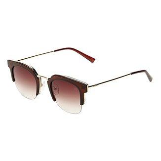 7cea1e168c5ff Óculos de Sol Marielas Thais Degradê Feminino