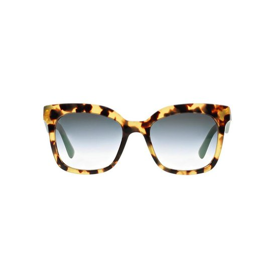 2ba5c8847 Óculos de Sol Prada Quadrado PR 24QS Triangle Feminino - Compre ...
