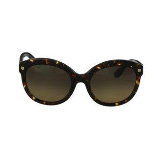 Óculos de Sol Salvatore Ferragamo Casual Marrom 706b501f8f