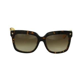 155f0b915be1f Óculos de Sol Salvatore Ferragamo Fashion Marrom