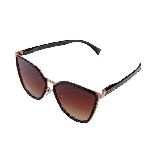 48c68b6f57e29 Óculos de sol Khatto Cat Retrô Feminino - Compre Agora   Netshoes