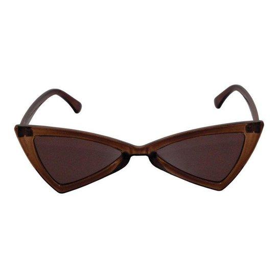 9e0c2aa5352e6 Óculos de Sol Khatto Bruninha Retrô Feminino - Compre Agora