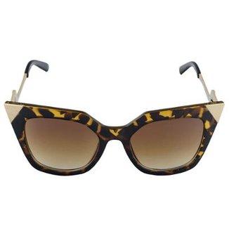 c23e88ee03f30 Óculos de Sol Khatto Cat Great Feminino