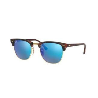 eb4b5617afee0 Óculos de Sol Ray-Ban RB3016 Clubmaster Color Mix