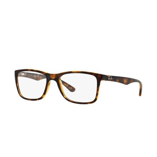 f85a2b10f Armação de Óculos Ray-Ban RB7027L - Marrom | Netshoes