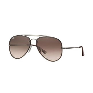 e4b4f4169 Óculos de Sol Ray-Ban Blaze Aviator Feminino
