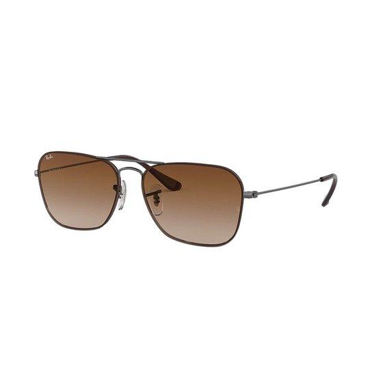 Óculos de Sol Ray-Ban RB3603 Feminino - Marrom - Compre Agora   Netshoes 40930b1c6d