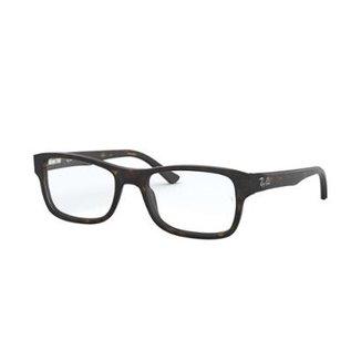 8145a0be9 Armação de Óculos Ray-Ban
