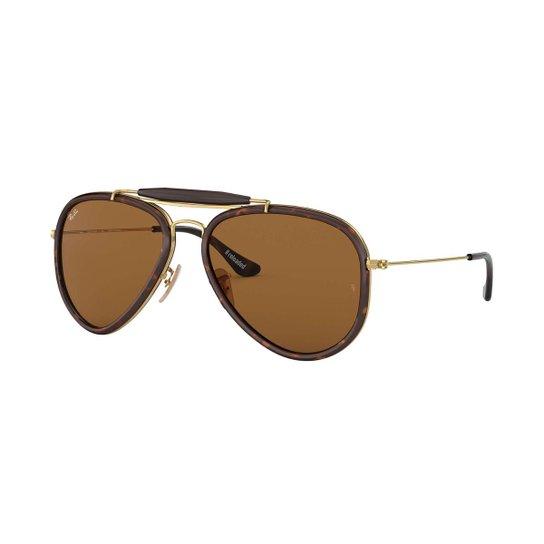8968fe908 Óculos de Sol Ray-Ban Aviator Feminino   Netshoes