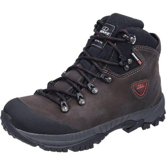 Bota Dry Stone II Impermeavel Snake - Marrom - Compre Agora   Netshoes 81244c5733