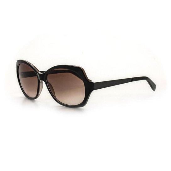 f2db66ac6 Óculos de Sol Detroit Proteção UV Polarizado Feminino - Marrom ...