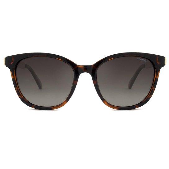 3d338915392e0 Óculos De Sol Polaroid Gatinho - Compre Agora